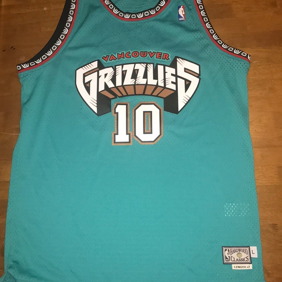 aac0f58506f adidas Other - Mike Bibby Vancouver Grizzlies jersey